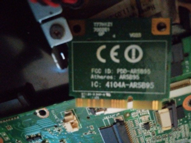 Placa wireless para Netbook - Foto 2
