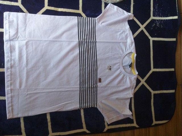 Bermudas e camisas masculinas - Foto 4