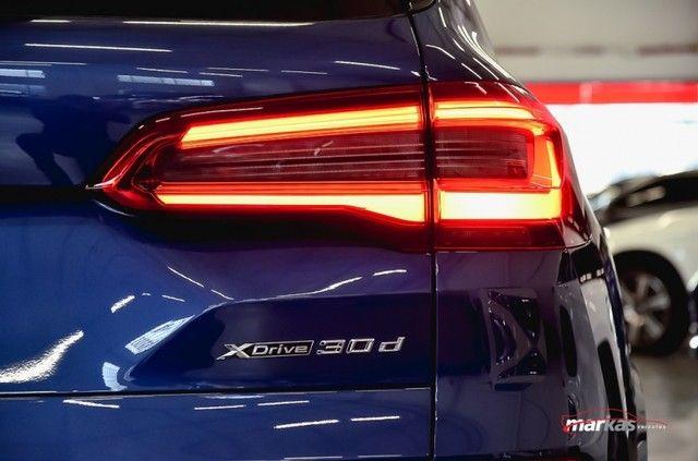 BMW X5 M XDRIVE30D MSPORT 265HP 30 MIL KM UNICO DONO 4P - Foto 15