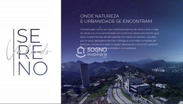 Andar à venda, 3 quartos, 1 suíte, 2 vagas, Vale do Sereno - Nova Lima/MG - Foto 2