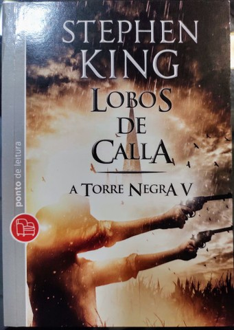 A Torre Negra - Stephen King - 6 volumes - Foto 6