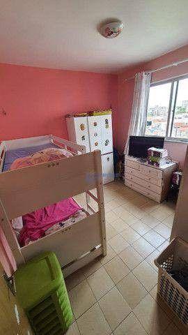 Morada dos Coqueiros - Apartamento com 3 dormitórios à venda, 87 m² por R$ 190.000 - Vila  - Foto 3