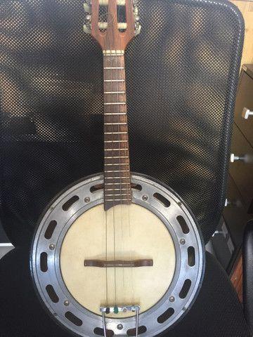 Banjo feito Luthier JC