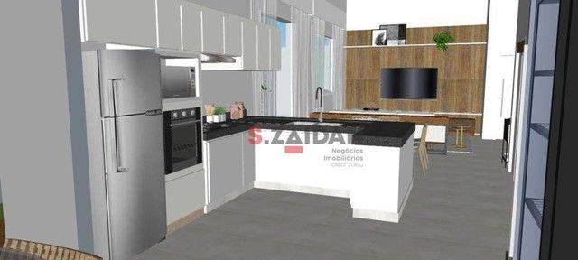Casa com 3 dormitórios à venda, 180 m² por R$ 1.055.000,00 - Residencial Villa D?Aquila -  - Foto 8