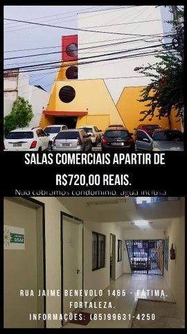 Sala comercial no Bairro de Fátima.