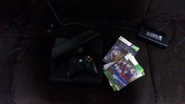 X-box 360 Com Kinect