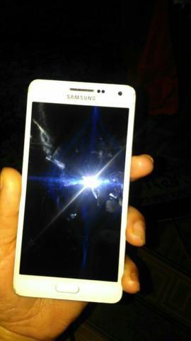 Galaxy A5 muito bom por apenas 500