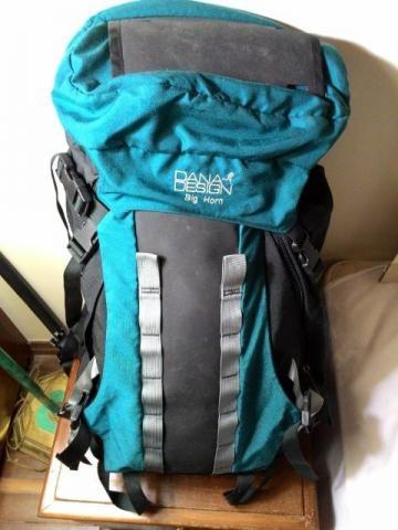 Mochila camping escalada alpinismo made in usa top