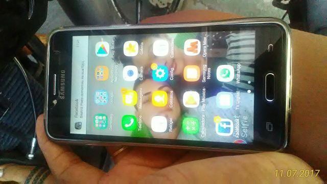 Vendo um celular gran prime j2 seminovo