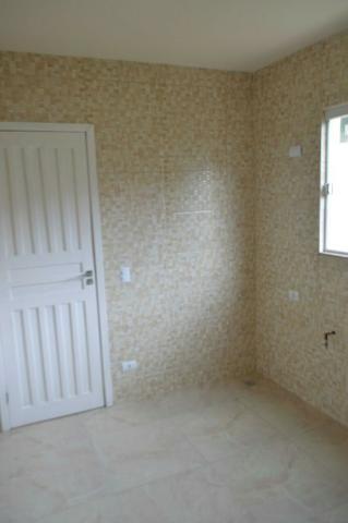 Sobrado novo de frente com 113 m2 3 quartos no Abranches - Foto 11