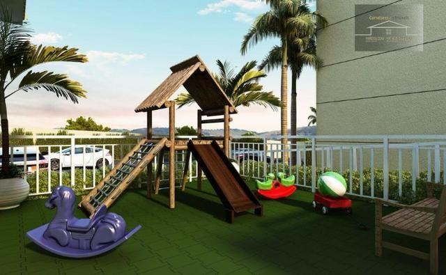 Lançamento de condomínio de apartamentos em Cosmópolis-SP (AP0014) - Foto 8