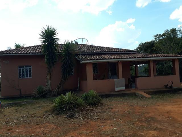 Oportunidade!! Vendo excelente fazenda em Formosa Goiás, com 168 hectares com muita água - Foto 5