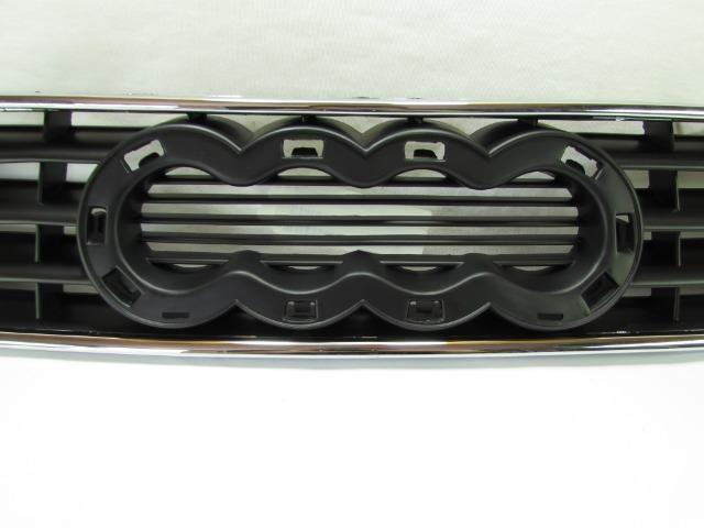 Grade Superior Radiador C/ Friso Cromado Audi A3 1996 a 2006 - Foto 3