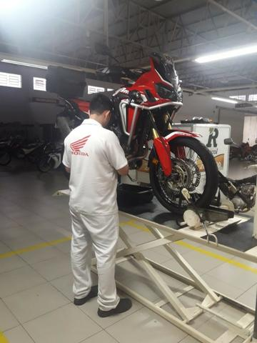 Motos Revisão Periódica da Africa twin 1000L - Foto 3