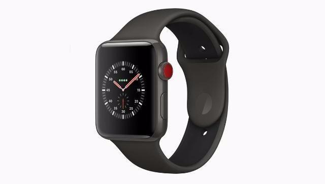 676af3ac394 Apple Watch Series 3 42mm Gps Prova D´água - Celulares e telefonia ...