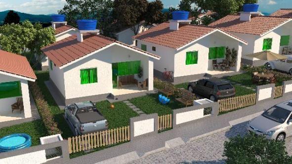 Casa com 02 quartos em Gravatá - PE aceito financiamento