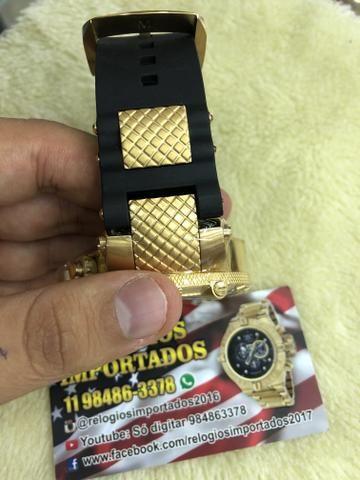 12993a30b46 Relógio invicta 5514 original! Promoção - Bijouterias