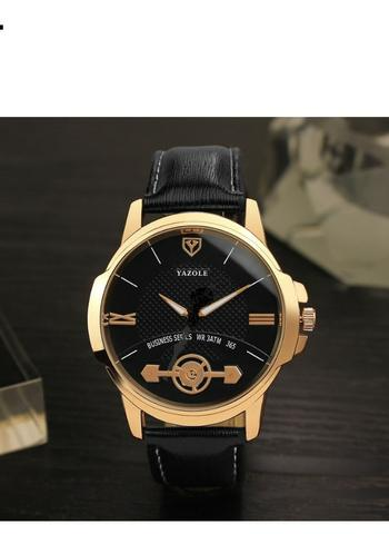 852ea0610f4 Relógio masculino clássico - Bijouterias