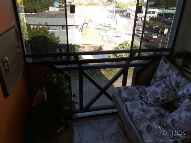 Apartamento à venda com 1 dormitórios em Vila rosa, Novo hamburgo cod:15052 - Foto 4