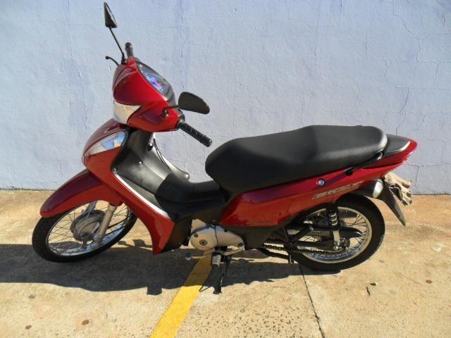 Honda BIZ 125 ES - 2013 Vermelha (Partida elétrica) - Foto 5