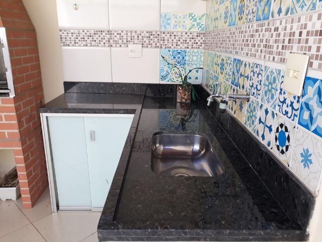 (R$290.000) Casa Seminova c/ Garagem p/ 02 Carros e Área Gourmet - Bairro Morada do Vale - Foto 17