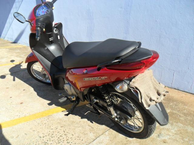 Honda BIZ 125 ES - 2013 Vermelha (Partida elétrica) - Foto 7