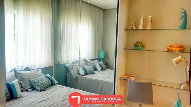 2 e 3 quartos com ótima localização e pagamento parcelado - Foto 8