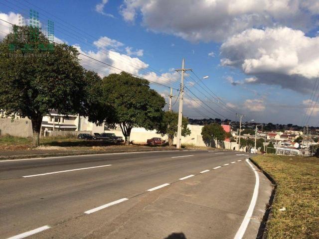 Terreno para alugar, 600 m² por R$ 2.500,00/mês - Capão Raso - Curitiba/PR - Foto 5