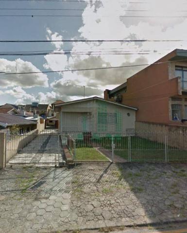 Terreno à venda, 624 m² por R$ 920.000 - Capão Raso - Curitiba/PR