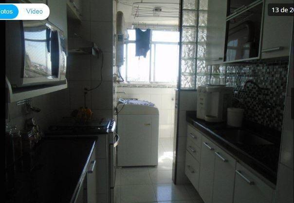 Meier Rua Carolina Santos Excelente apartamento 2 quartos portaria 24h JBCH27875 - Foto 17