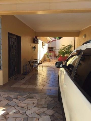 Casa à venda com 3 dormitórios em Jardim champgnat, Brodowski cod:52834 - Foto 3