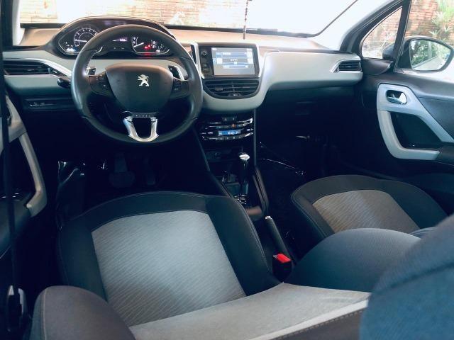 ''O carro que lhe atende, Peugeot 208 Allure 1.6 Automático Flex 2015/2016 completo - Foto 10