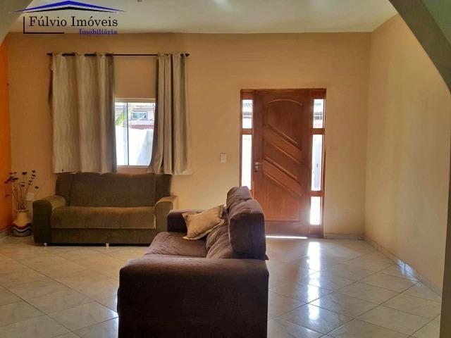 Ótima casa, toda na laje, 03 quartos! Lote de 500m² na Colônia Agrícola Samambaia - Foto 2