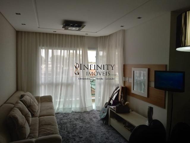 INF848 Lindo apartamento na Vila Betânia com 120 mt com sol da manhã - Foto 4
