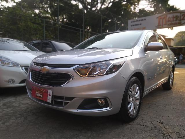 GM - Chevrolet Cobalt 1.8 Elite com 3.400 km rodados Novo 2018