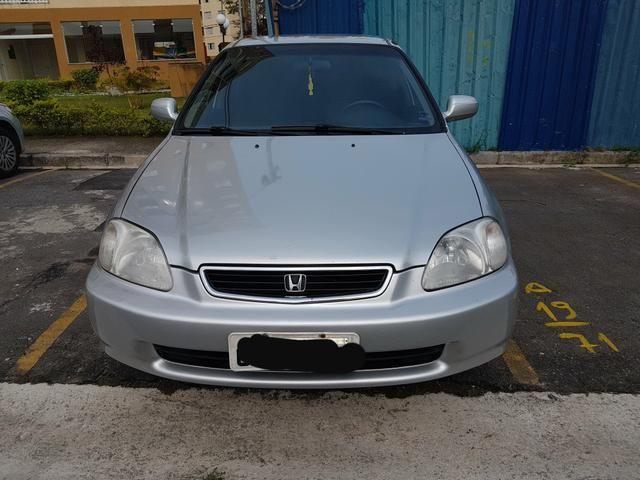 Honda Civic Ex 98 - Foto 11