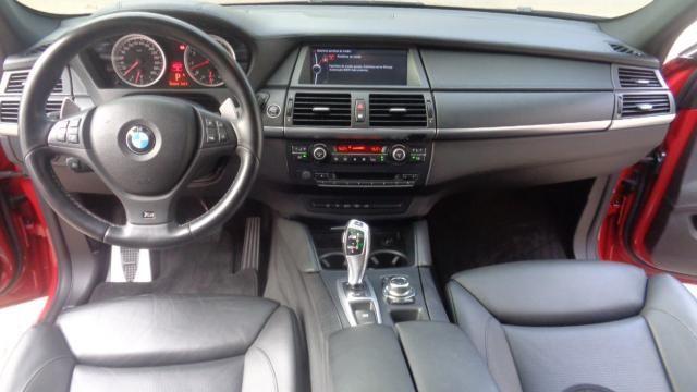 BMW X6 2009/2010 4.4 M 4X4 COUPÉ V8 32V BI-TURBO GASOLINA 4P AUTOMÁTICO - Foto 8