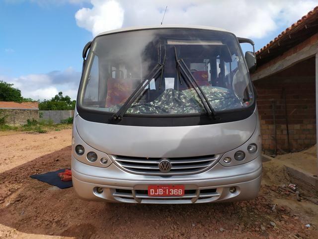 Micro ônibus R$ 50.000