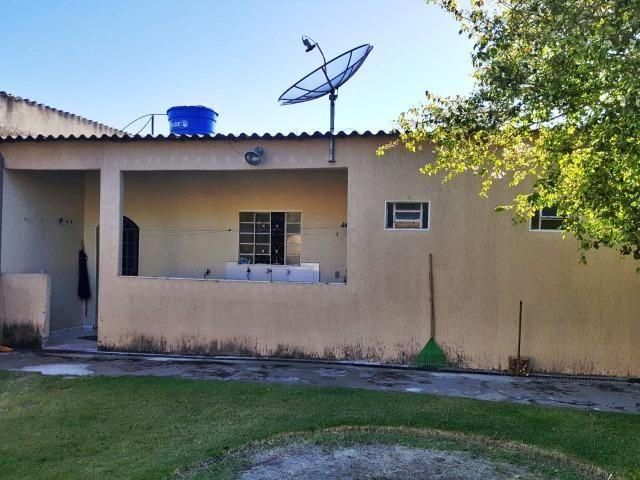 Ótima casa, toda na laje, 03 quartos! Lote de 500m² na Colônia Agrícola Samambaia - Foto 14