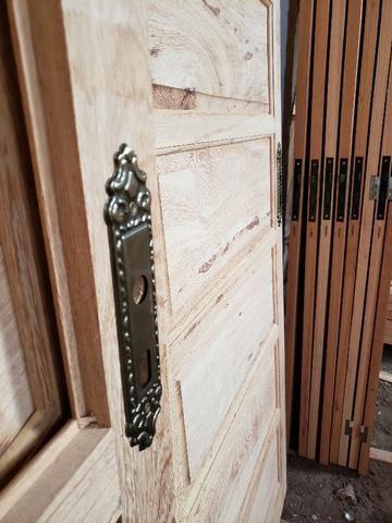 Aberturas Canelense - Portas Madeira de Vários Modelos - Foto 6