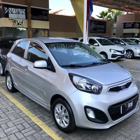 KIA PICANTO 2012/2013 1.0 EX 12V FLEX 4P AUTOMÁTICO