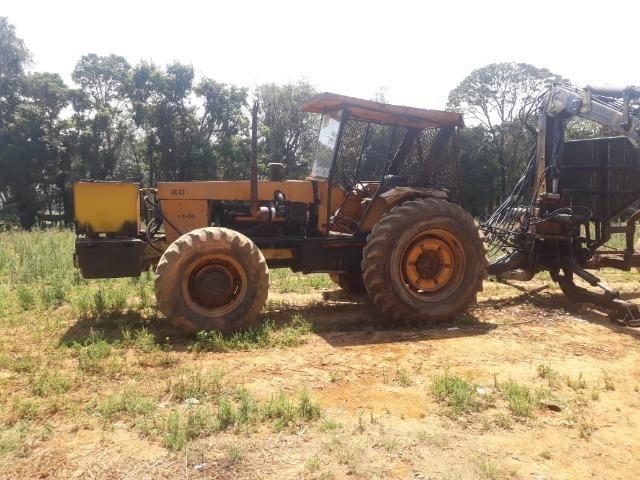Trator Autocarregavel Florestal - Foto 4