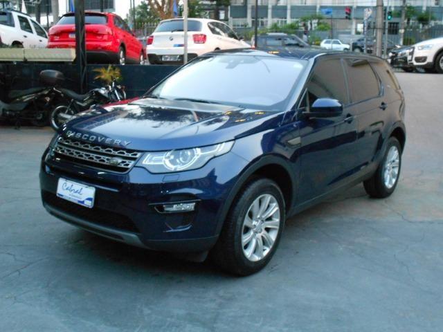 Land Rover Discovery Sport Sd4 Turbo Diesel Automático