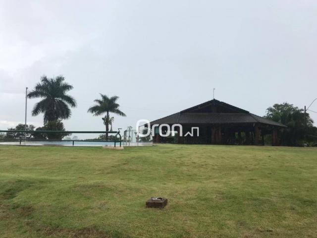 Terreno à venda, 403 m² por R$ 160.000,00 - Residencial Marília - Senador Canedo/GO - Foto 2