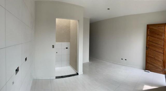 Casa 2 quartos nova para financiar Campo do Santana - Foto 4