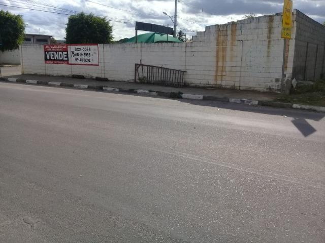 Terreno comercial no sim, esquina da Centenário a 60m da Noide - Foto 15