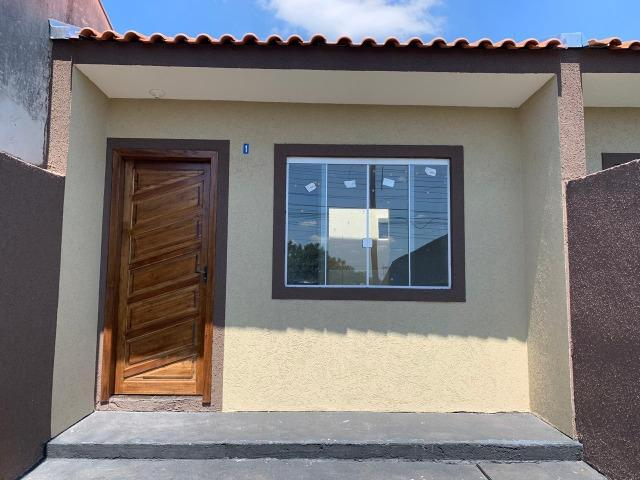 Casa 2 quartos nova para financiar Campo do Santana - Foto 2