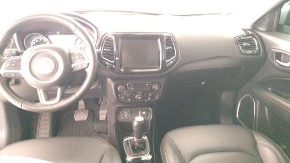 JEEP COMPASS 2.0 16V FLEX LIMITED AUTOMÁTICO - Foto 5