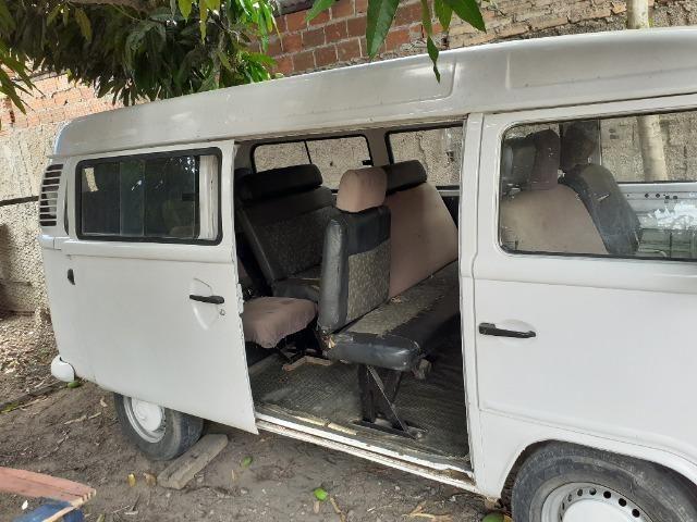 VW Kombi 2001/2002 - Foto 5