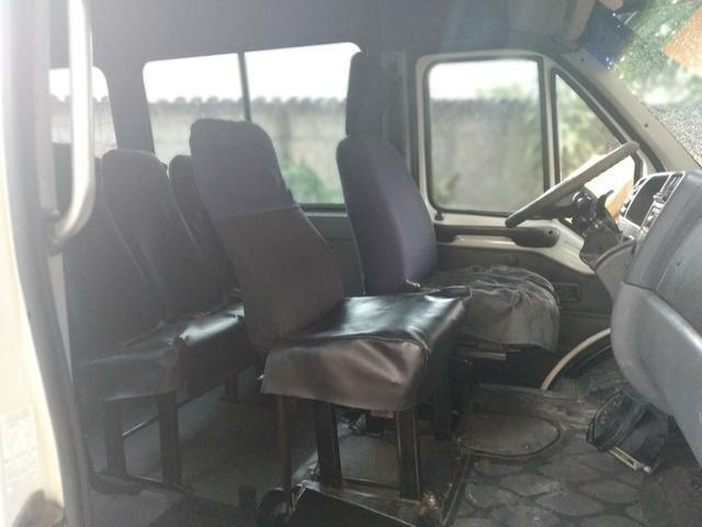 Vendo Fiat Ducato Minibus Teto Alto 2.8 03/03 - Foto 8